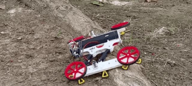 robot RSTAR