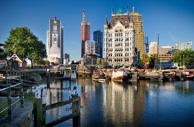 Principais pontos turísticos de Roterdã