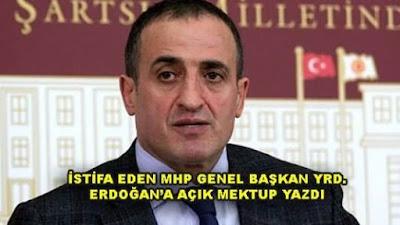 Atilla Kaya'dan Erdoğan'a açık mektup