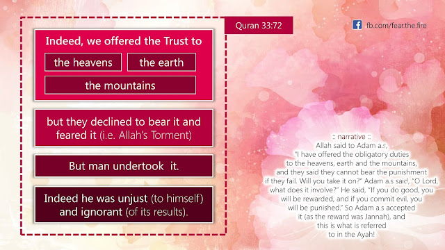 Trials from Allah: Two Reasons Why Allah Tests Mankind