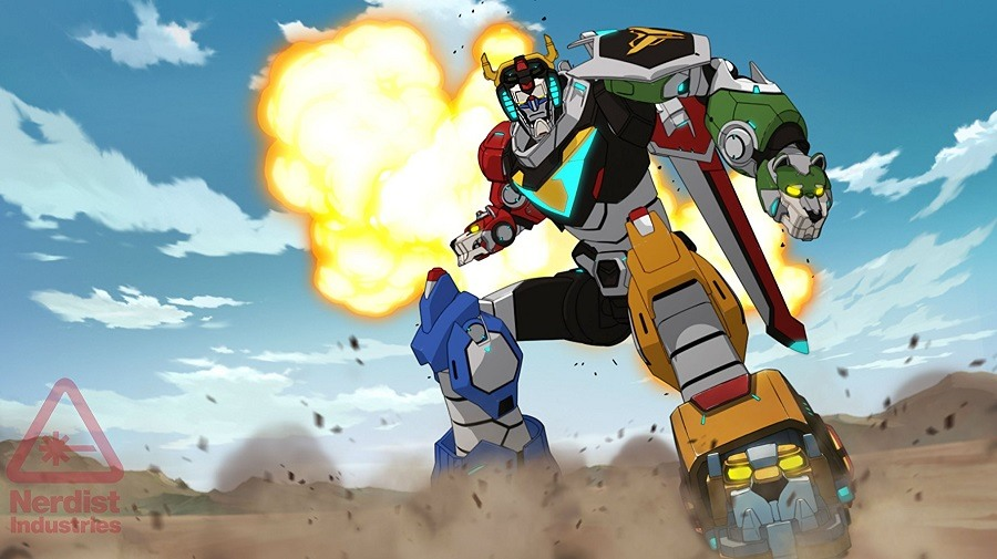 Voltron - O Defensor Lendário - 5ª Temporada Torrent