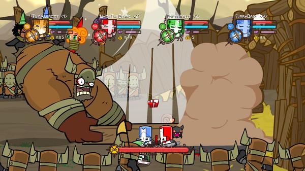 Castle Crashers PC Full Version Screenshot 3