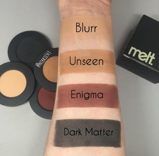 Pressed Pigment by melt #12