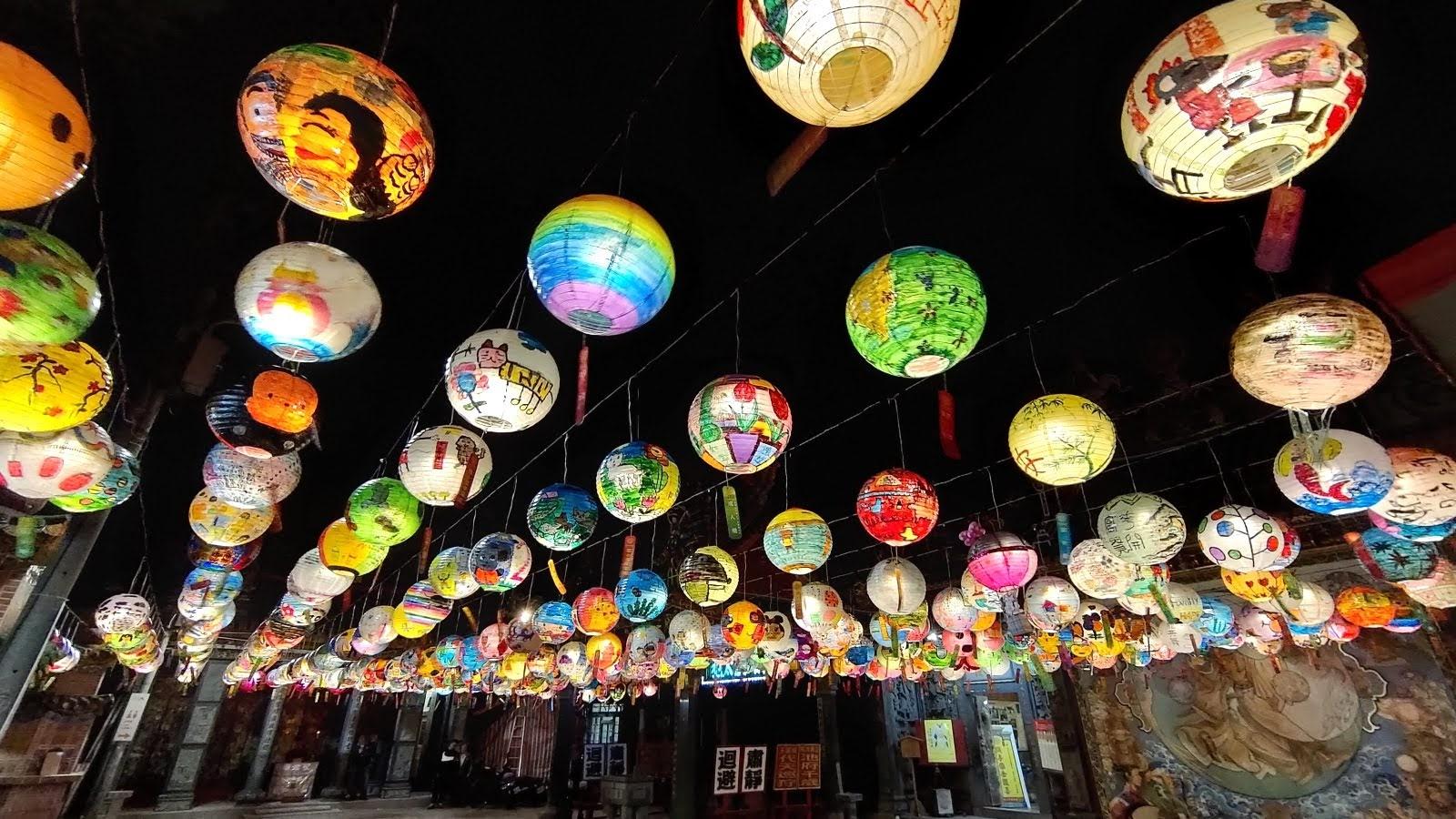 [活動] 2020第八屆府城普濟燈會|1/19迓花燈踩街嘉年華登場|1500盞彩繪花燈再次點亮府城