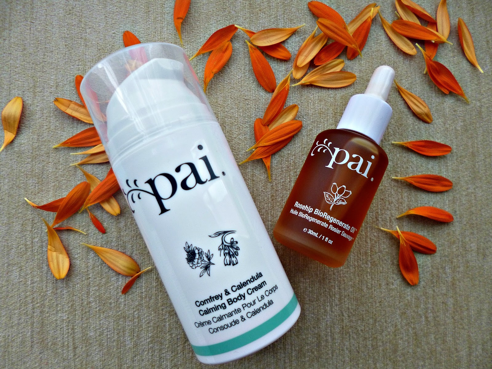 Give your skin a boost with Pai Skincare