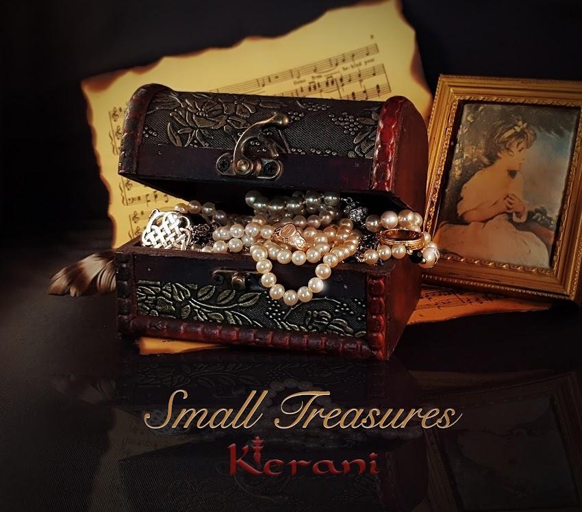 """Kerani explora diferentes aspectos del ser sensible con su nuevo álbum """"Small treasures"""""""