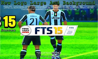FTS 15 Mod RMD Patch v1 by Rizki Dybala Apk Data Obb