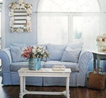 Beach Cottage Style Decorating via Cottage Style Magazine  Coastal Decor Ideas Interior Design
