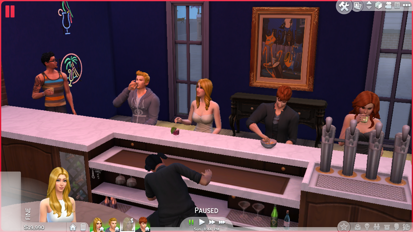 sims 4,sims 4 gameplay