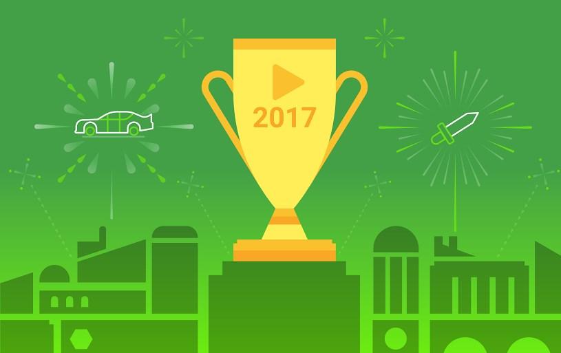 Ini Dia Game Terbaik 2017 Versi Google Play