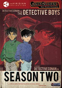 Detective Conan Season 2 Episode 29-54 Subtitle Indonesia