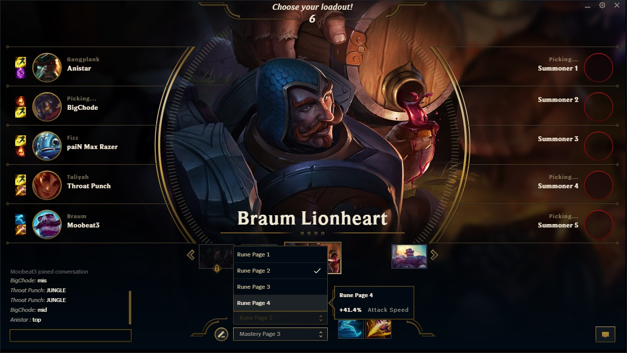 how to get out of the alpha client lol