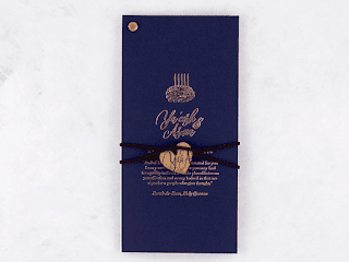 K'Mich Weddings - wedding planning - invitation - secret diary collection