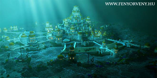 Mi történt Atlantisz elsüllyedésekor?