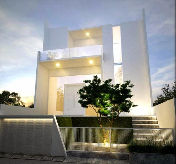 model rumah terbaru minimalis