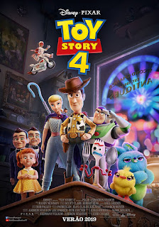 Toy Story 4 - Poster & Trailer
