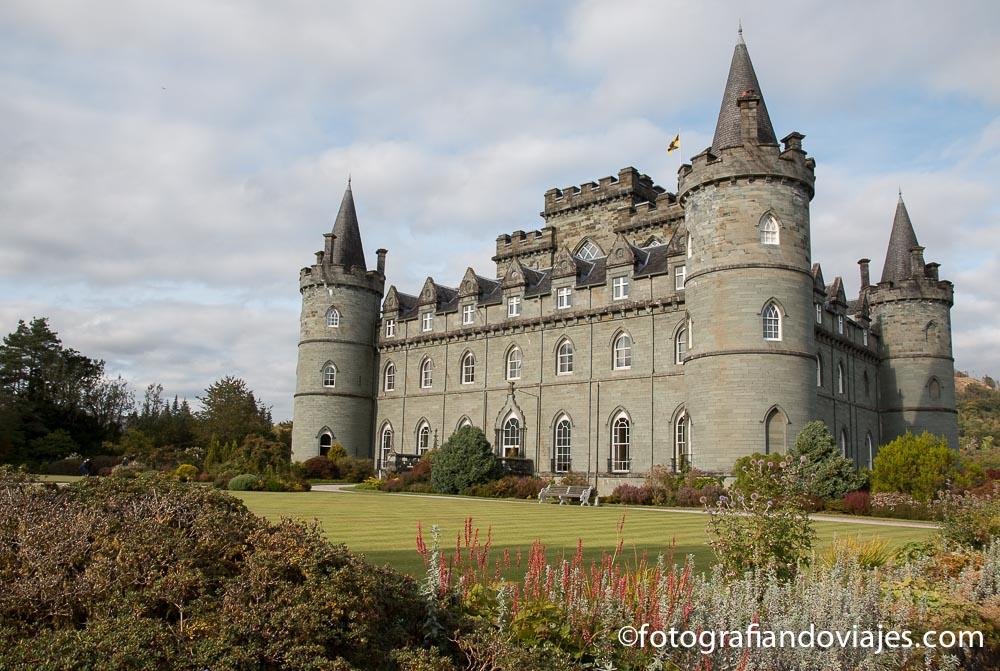 Castillo de Inveraray, Escocia