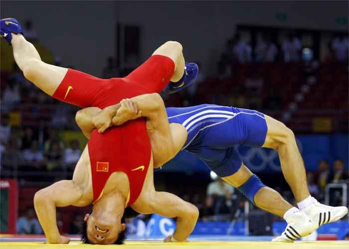 Resultado de imagen de deportes lucha