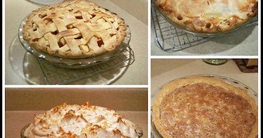 The Easiest Pies Ever - Really