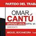 OMAR CANTU, CONTINUA CON INTENSA CAMPAÑA DE PROSELITISMO
