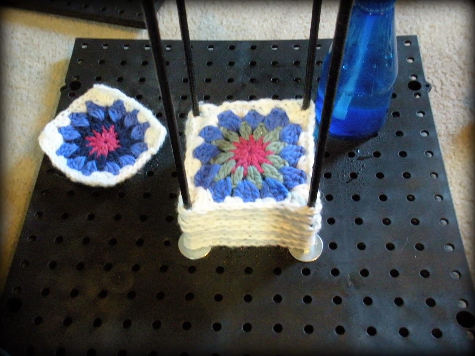 Crochet Blocking Tool Cera Boutique