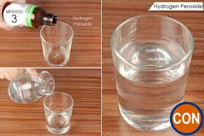 Cara Mengobati Gusi Bengkak dengan Hidrogen Peroksida