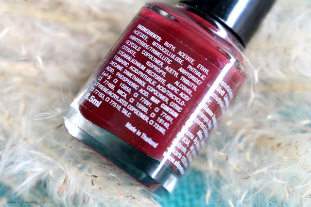 Ingridients-silky-girl-ever-glossy-nail-color