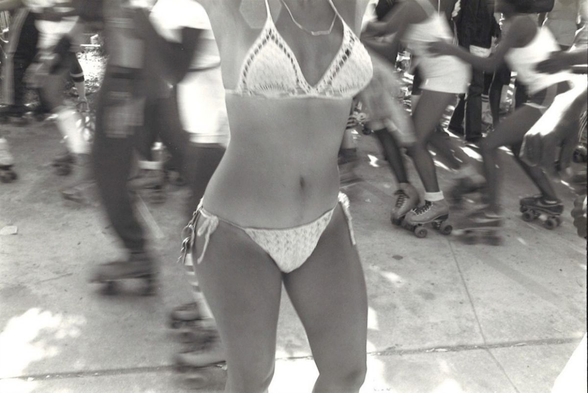 Venice Beach by Bill Aron, LA, 1970's