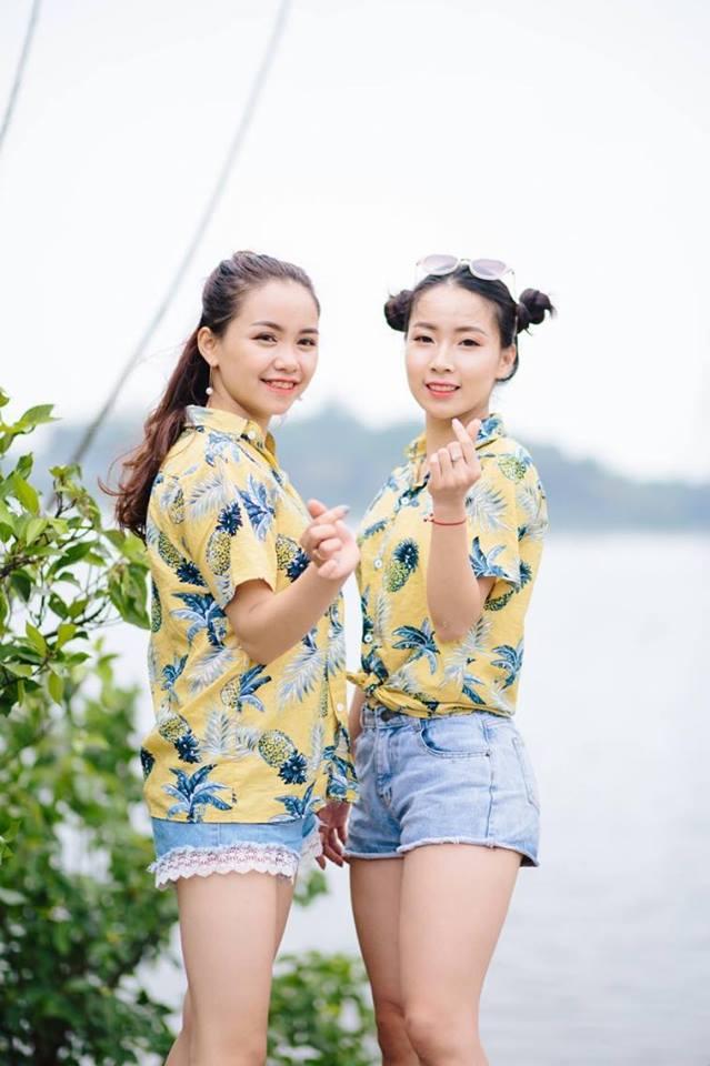 Do nhom di bien tai Thanh Xuan