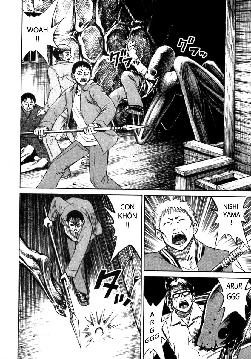 Higanjima chapter 31 trang 17