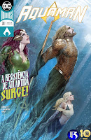 DC Renascimento: Aquaman #31