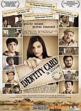 Identity Card (2014) Hindi Movie 720p HDRip 500MB