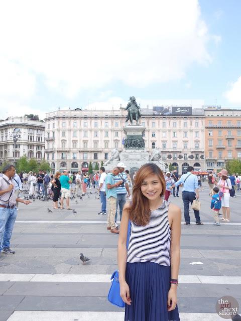 Ciao Milano! Duomo Cathedral