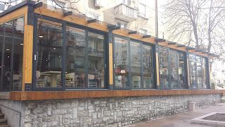 Restaurant, No Name, Formerly, The Dublin Bar, Yambol,