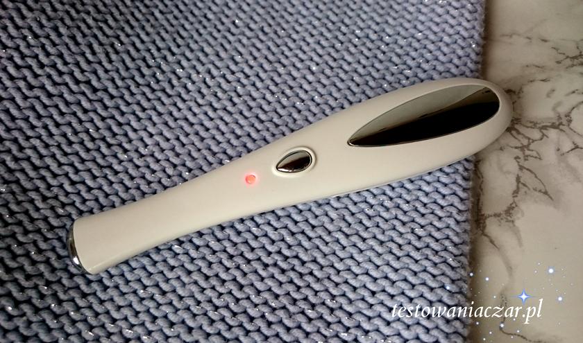 Profesjonalne urządzenie masujące do usuwania zmarszczek  DermoFuture
