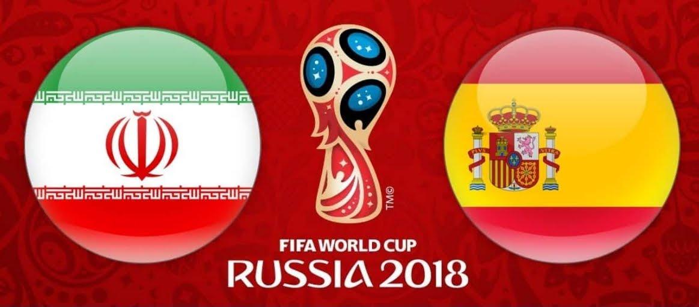 Come vedere IRAN-SPAGNA Streaming Gratis e Diretta TV | Mondiali Russia 2018