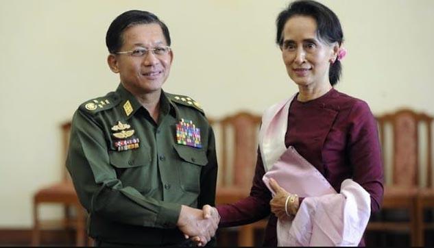 Ini Dia Jenderal di Balik Genosida dan Pembantaian Sadis Muslim Rohingya