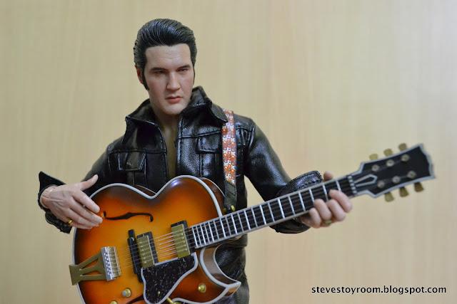 Enterbay Kotobukiya Elvis Presley Figure