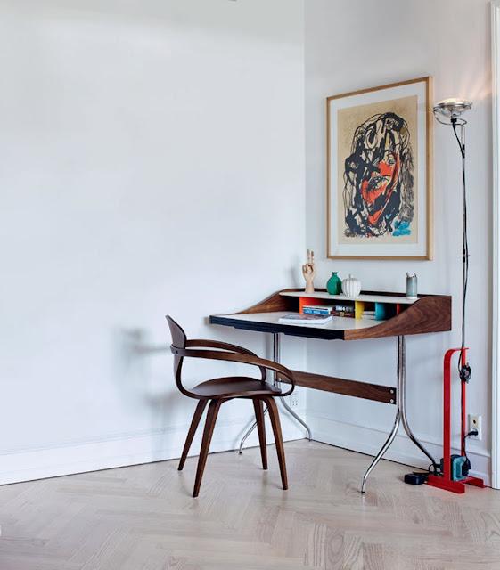 Designklassiker von Finn Juhl, Charles und Ray Eames, George Nelson, Verner Panton, Norman Cherner, Achille und Pier Giacomo Castiglioni - so schön kann einrichten und wohnen sein!