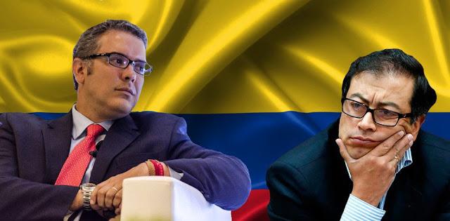 Colombia entre Duque y Petro