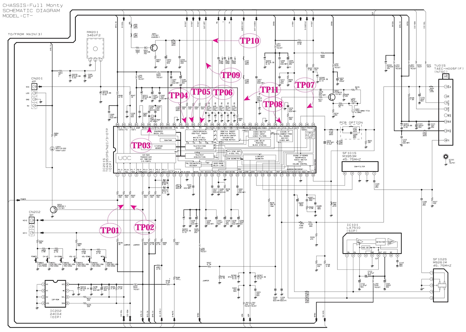 Samsung%2BCL21N11%2Bcrt%2Btv%2Bcircuit%2Bdiagram 1 samsung tv wiring diagram dvd to tv hookup diagrams \u2022 wiring  at eliteediting.co