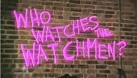 Watching the Watchmen #VetsForTrump