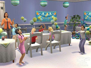 THE SIMS 2 pc game wallpapers|screenshots|images