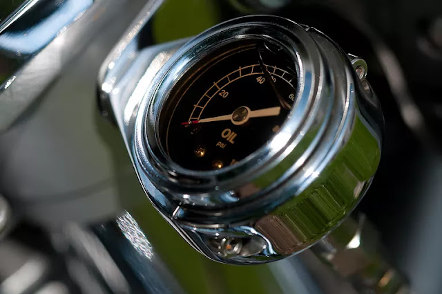 Comment réparer la basse pression d'huile