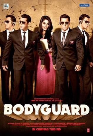 Bodyguard 2011 Hindi Movie Free Download 720p BluRay