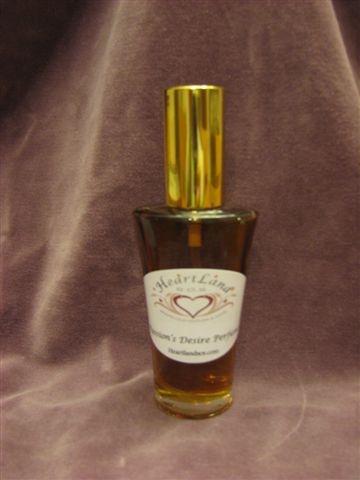 Heartland SOS Passion's Desire Perfume