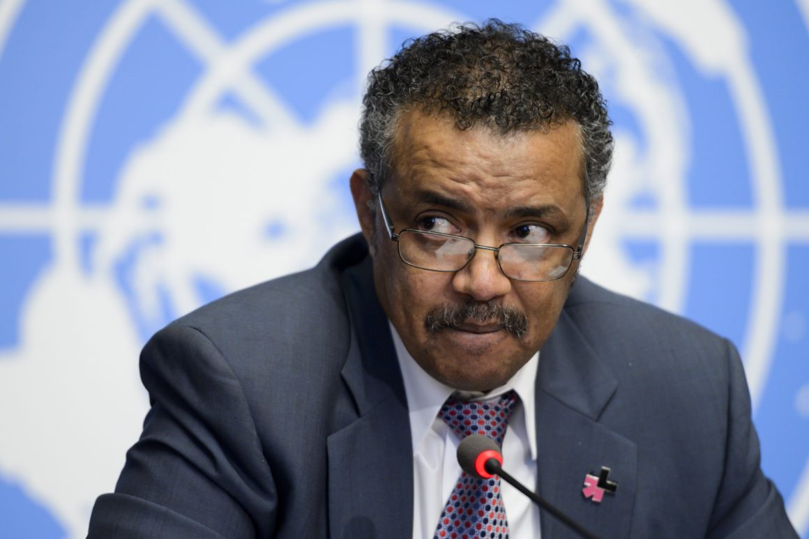 <A case for World Health Organization; appointing Tedros Adhanom tantamount to betrayal of UN values and humanity