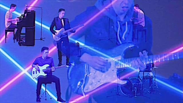 """Watch """"Rubens"""" jam session by Cory Wong and The Green Screen Band"""