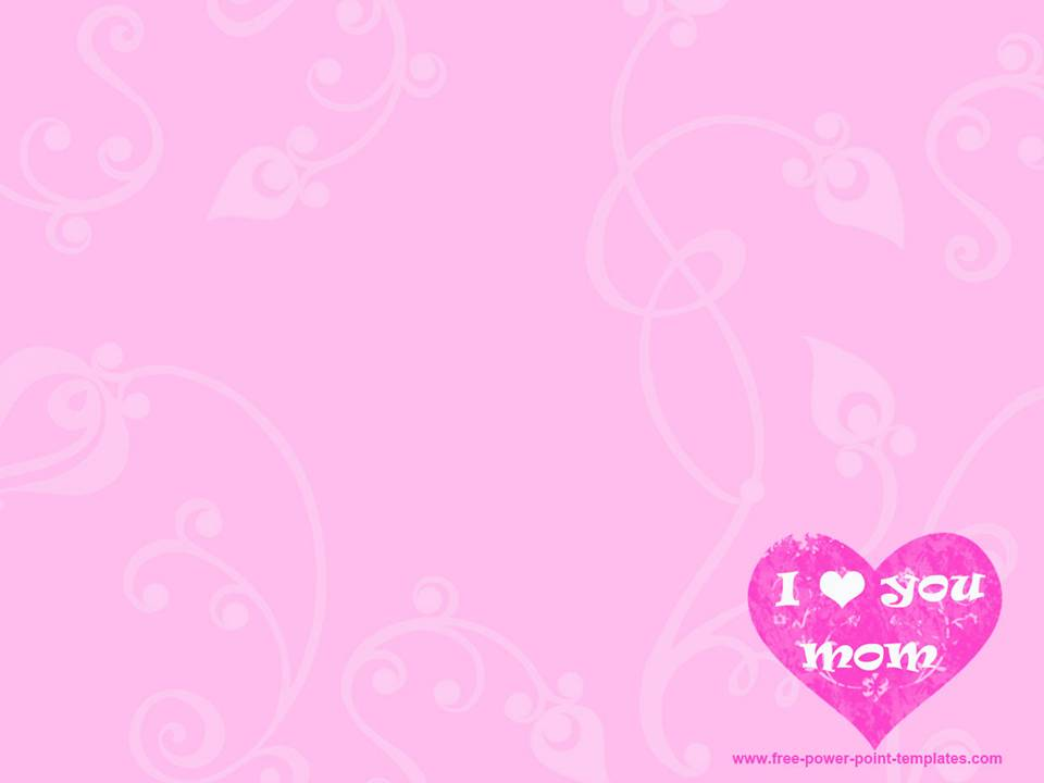 Mother S Day Point Template 002