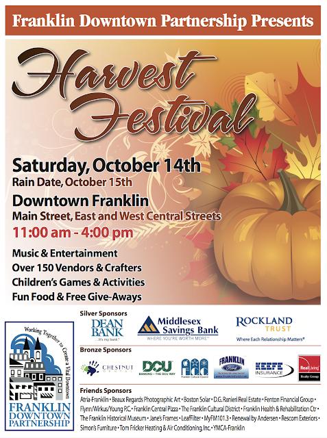 2017 Harvest Festival Poster